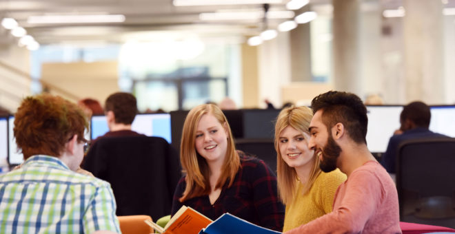 Teesside University's teaching excellence