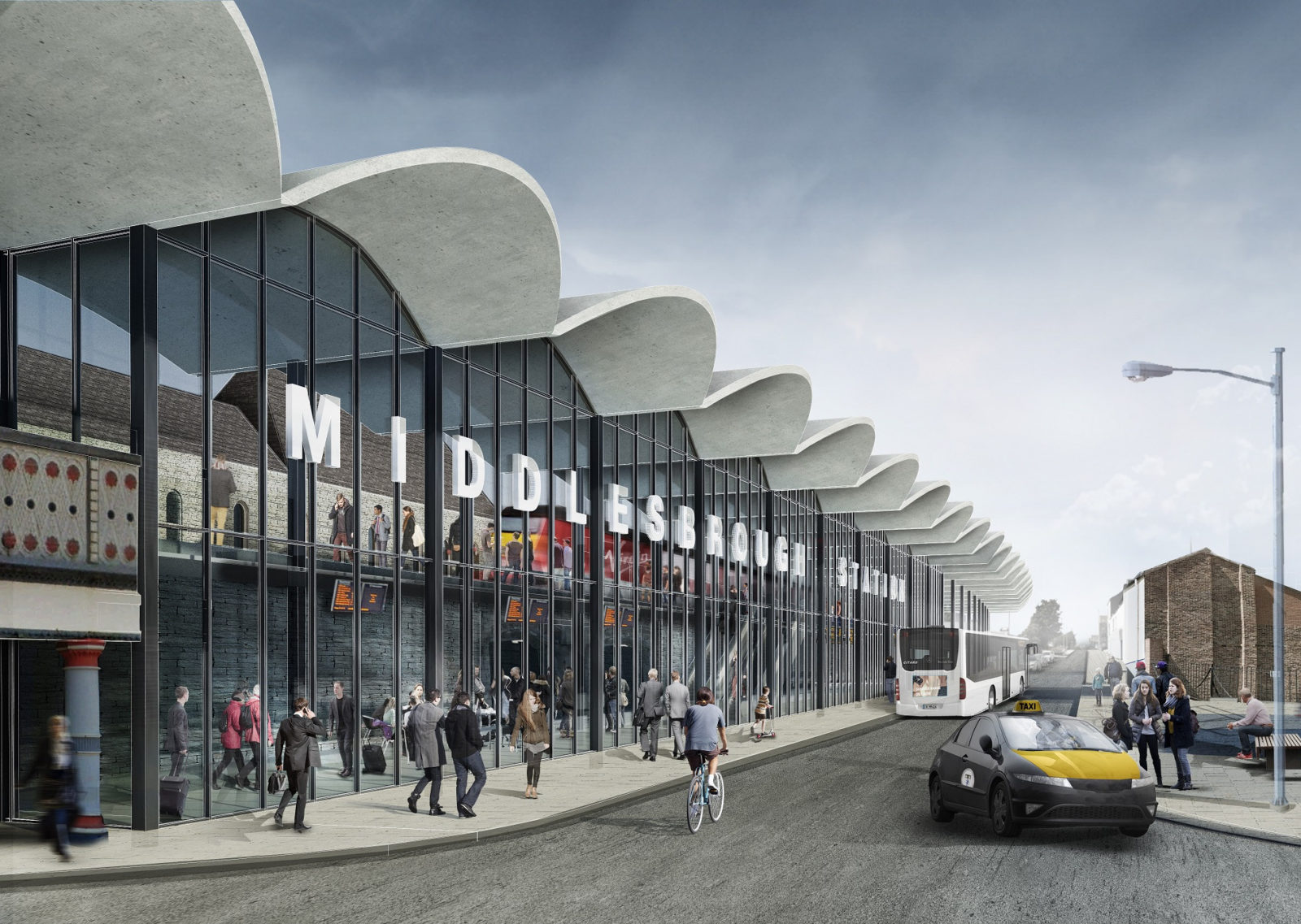 £17.4m secured to deliver three major Tees Valley projects