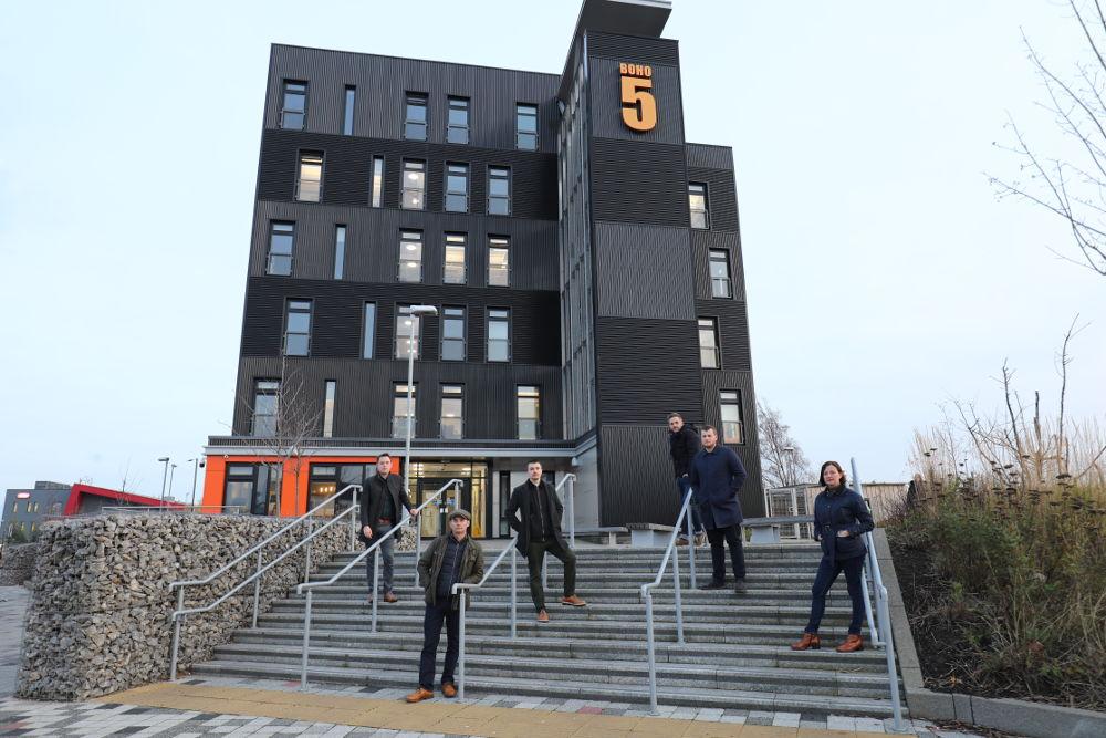 GRADONARCHITECTURE opens Middlesbrough studio