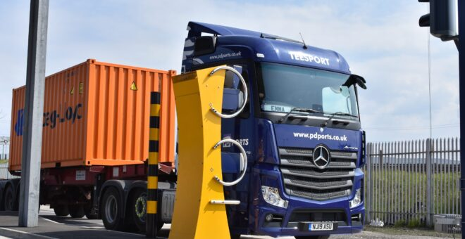 Teesport on track to support international trade growth