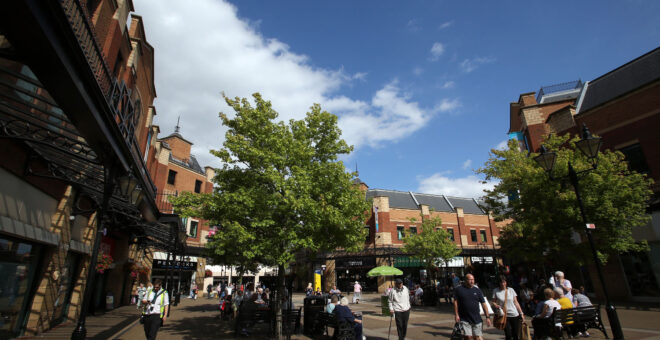 Major step forward for town centre investment plans