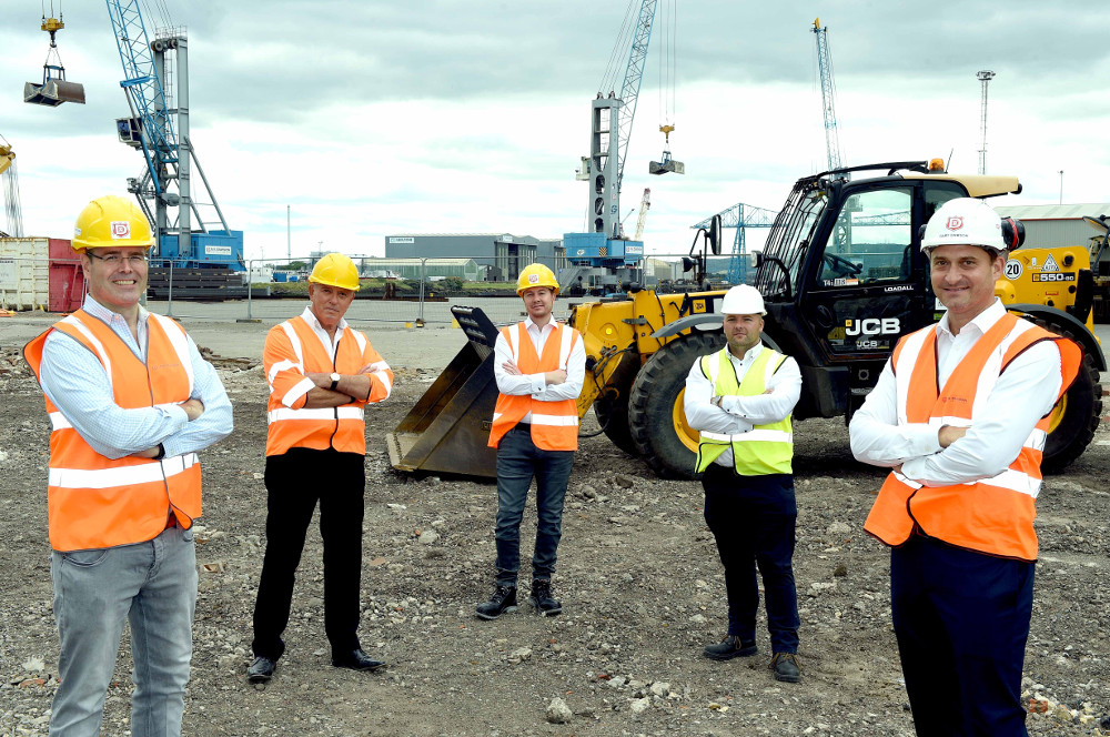Teesside secures first plant for alternative fuel project