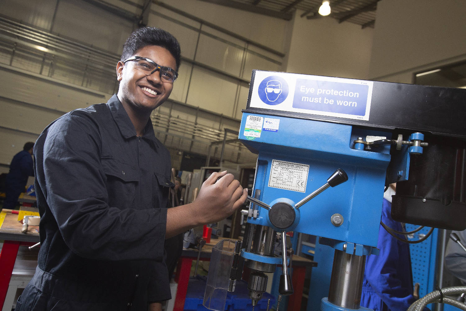 Middlesbrough College to work with WorldSkills UK
