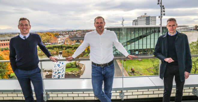 Middlesbrough move for global tech firm