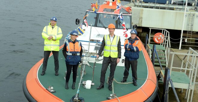 Teesport invests £1.35m in pilot vessel