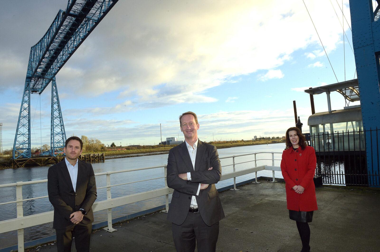PD Ports unveils plans for River Tees digital platform