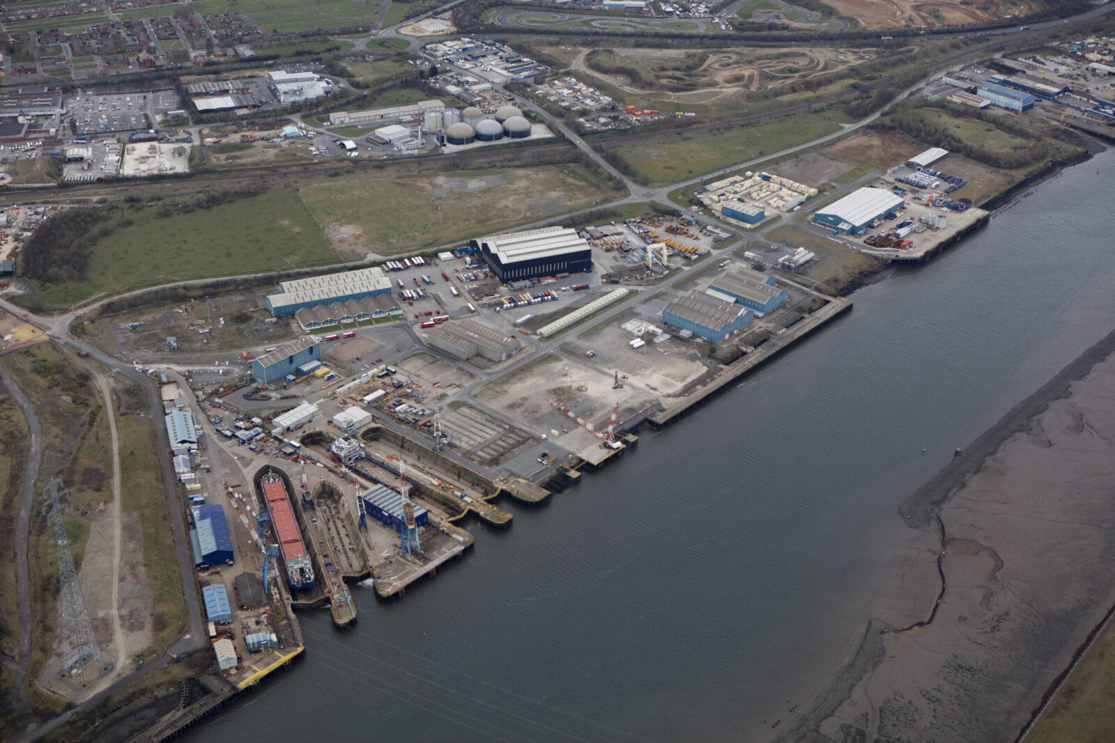 PD Ports secures second £430m waste-to-energy project