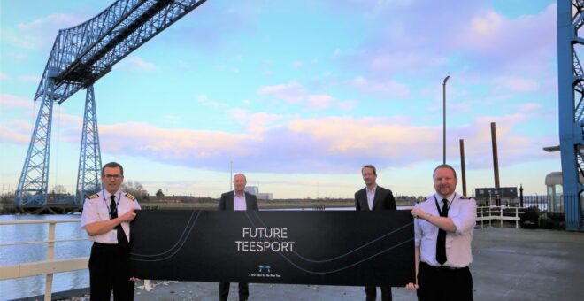 PD Ports launches bold future vision for River Tees
