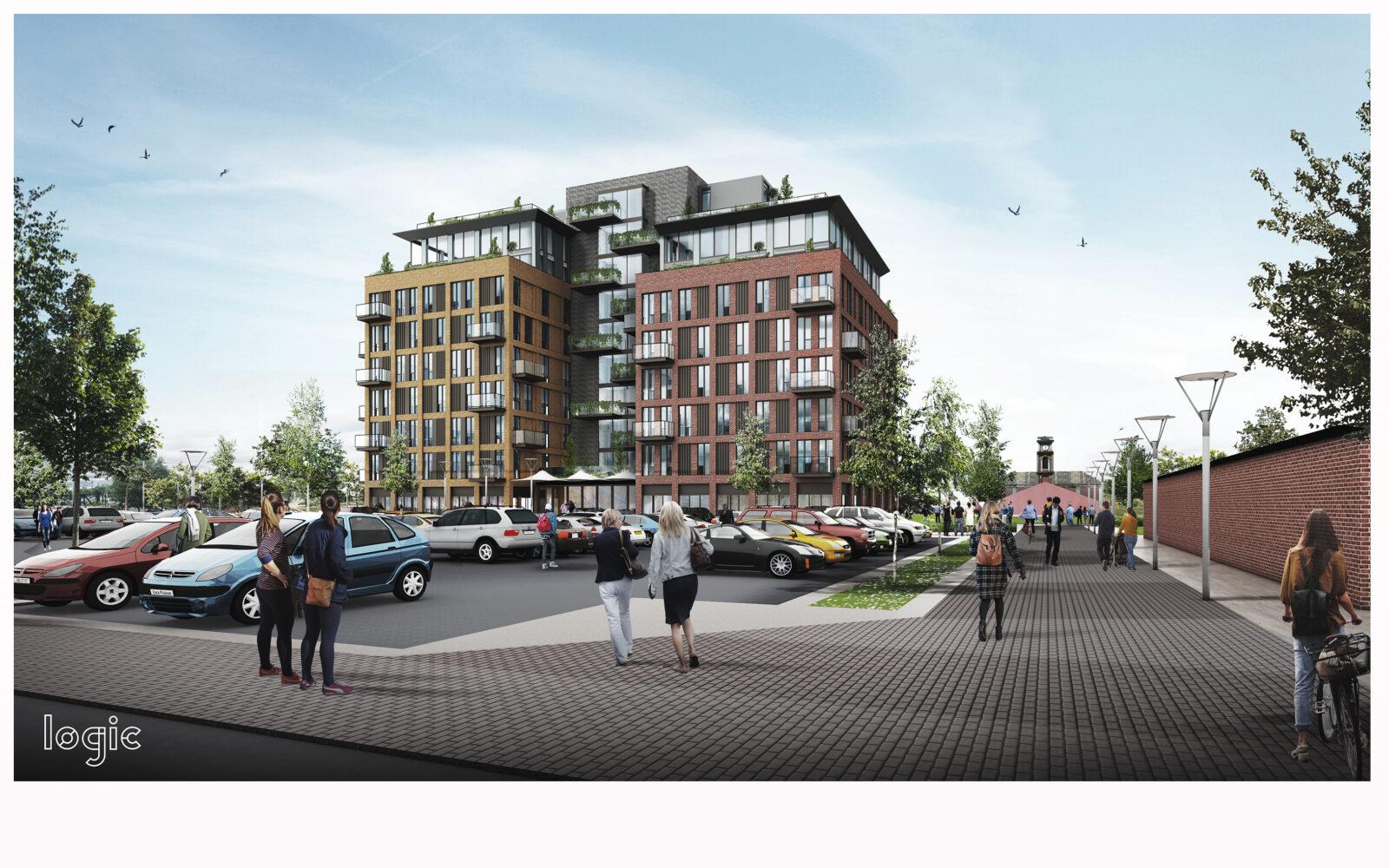 Boho residential plans