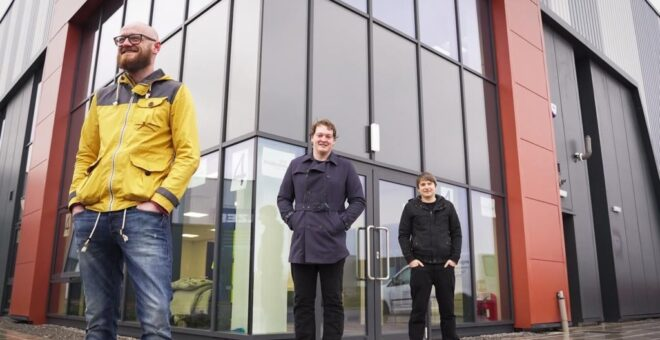 TeesAMP's newest tenants bring the North's first record pressing plant to Middlesbrough