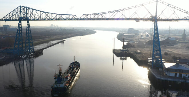PD Ports unveils digital platform to promote the River Tees