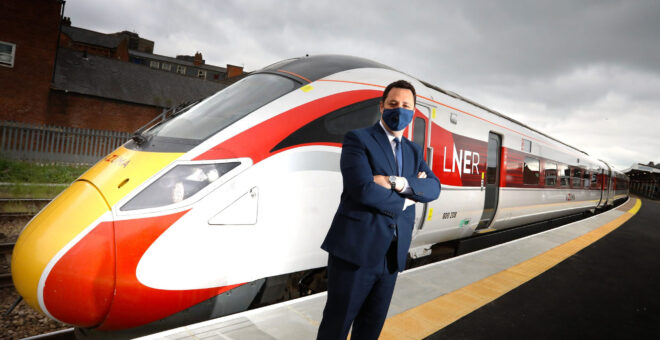 LNER launches tickets for Middlesbrough to London service