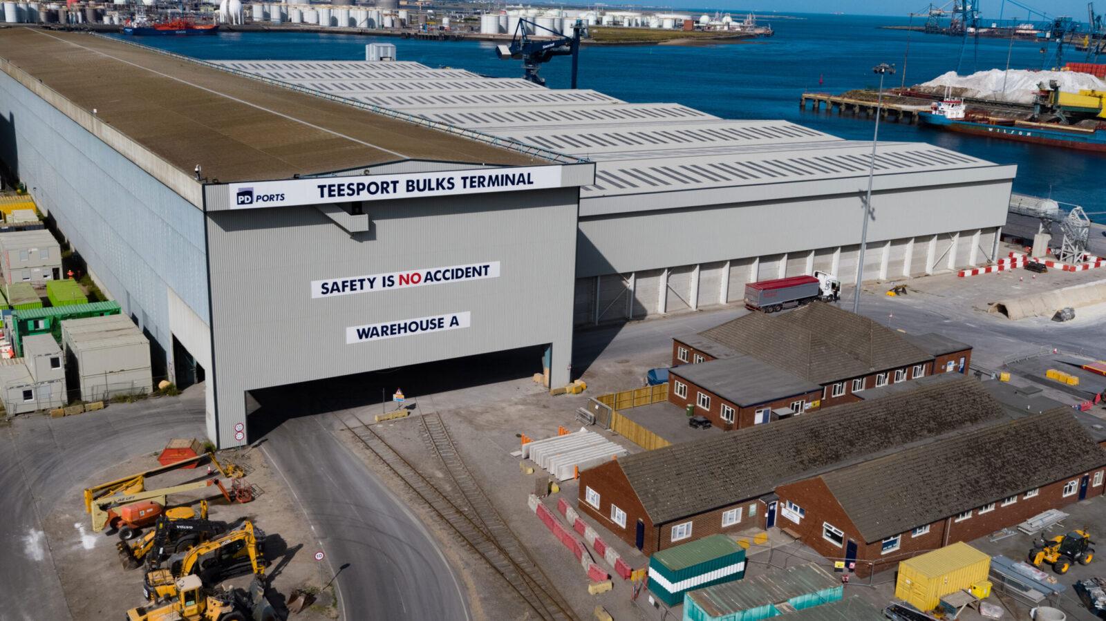 Teesport Bulks Terminal