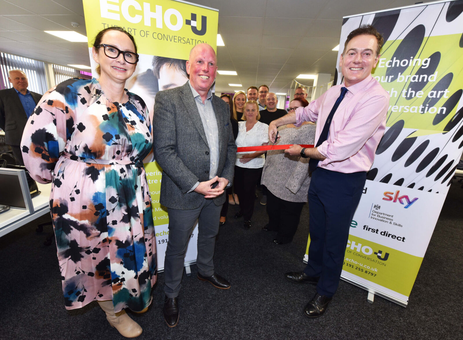 Mayor welcomes 150 jobs boost for town centre