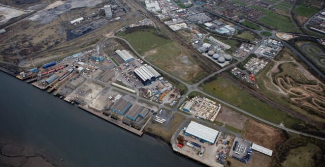 PD Ports secures long-term lease with Diffusion Alloys